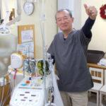 川崎市野上歯科医院 ストリークレザー院長写真