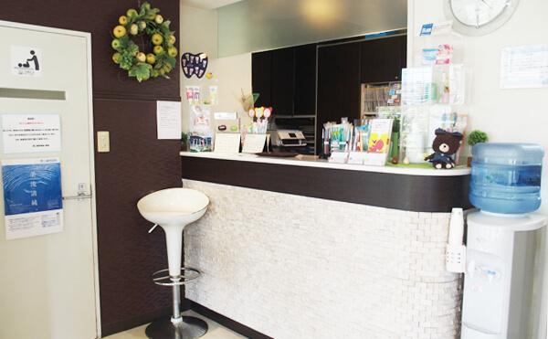 川崎市野上歯科医院 エントランス写真
