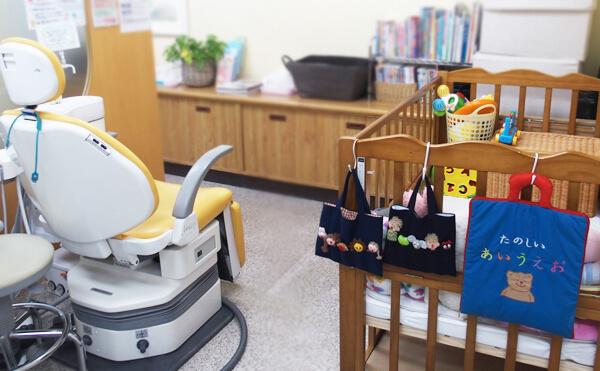 川崎市野上歯科医院 診療室写真