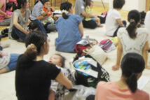 川崎市野上歯科医院 母子教室イベント写真